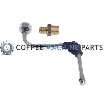 gaggia classic steam valve repair